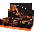 MTG. Innistrad: Midnight Hunt – дисплей бустеров выпуска на английском языке