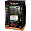 MTG. Innistrad: Midnight Hunt. Commander: Coven Counters на английском языке