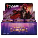 MTG. Throne of Eldraine - дисплей бустеров на английском языке