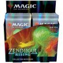 MTG. Zendikar Rising - дисплей коллекционных бустеров на английском языке