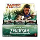 Дисплей бустеров Battle for Zendikar