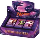 MTG. Iconic Masters - дисплей бустеров