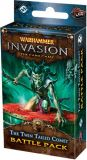 Warhammer. Invasion LCG: the Twin Tailed Comet battle pack